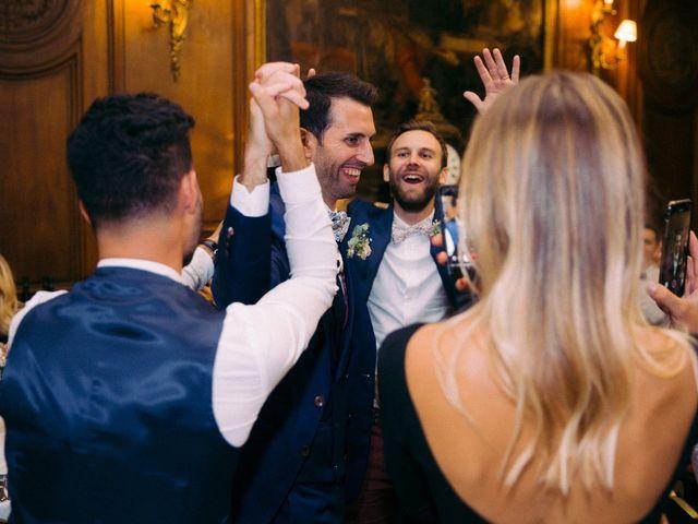 Le mariage de Axel et Mia à Paris, Paris 134