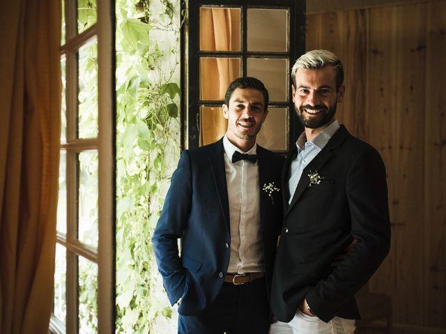 Le mariage de Thierry et David à Belin Béliet, Gironde 3