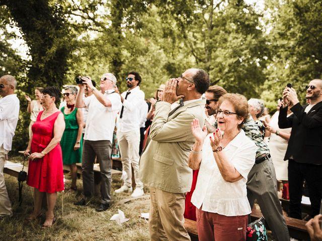 Le mariage de Thierry et David à Belin Béliet, Gironde 10
