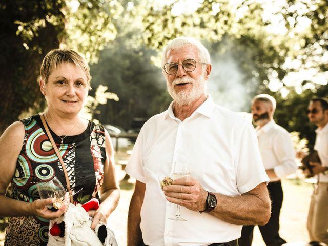 Le mariage de Thierry et David à Belin Béliet, Gironde 19