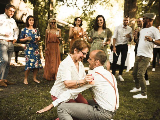 Le mariage de Thierry et David à Belin Béliet, Gironde 25