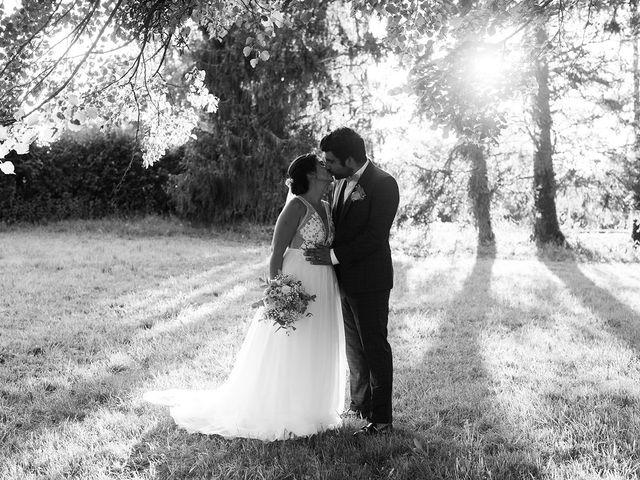 Le mariage de Mailiz et Antoine