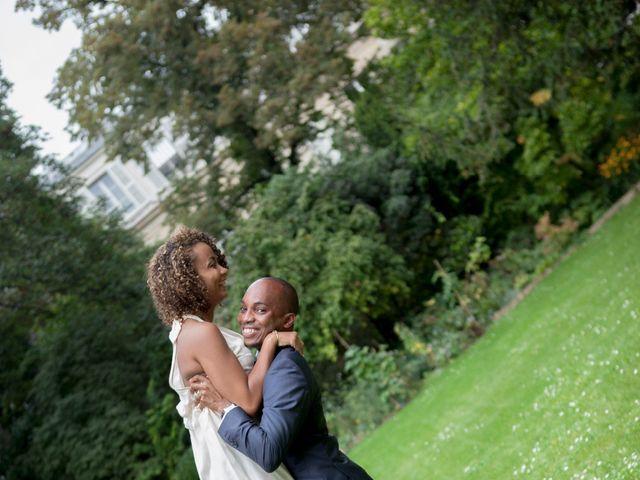 Le mariage de Ben et Audrey à Paris, Paris 11