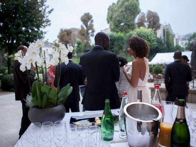 Le mariage de Ben et Audrey à Paris, Paris 17