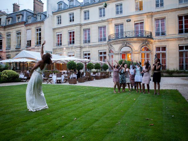 Le mariage de Ben et Audrey à Paris, Paris 20