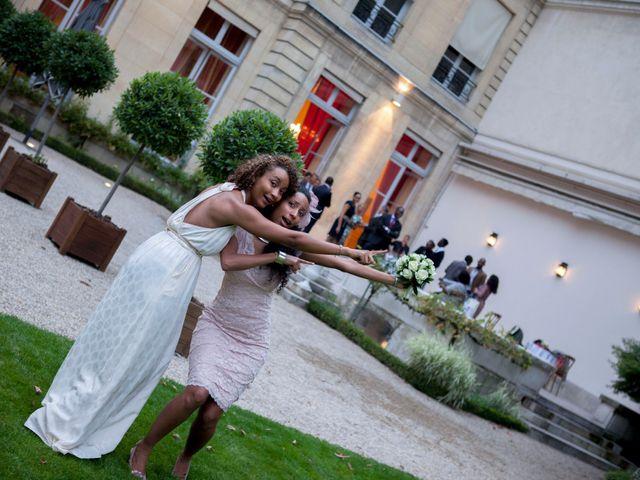 Le mariage de Ben et Audrey à Paris, Paris 21