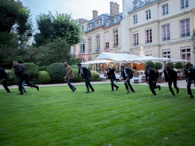 Le mariage de Ben et Audrey à Paris, Paris 22