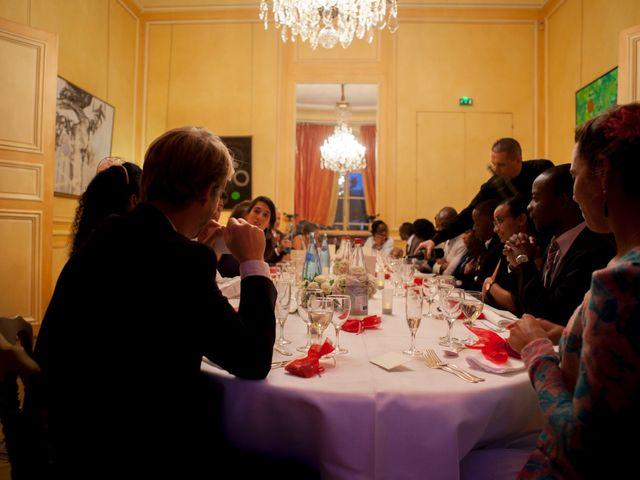 Le mariage de Ben et Audrey à Paris, Paris 28