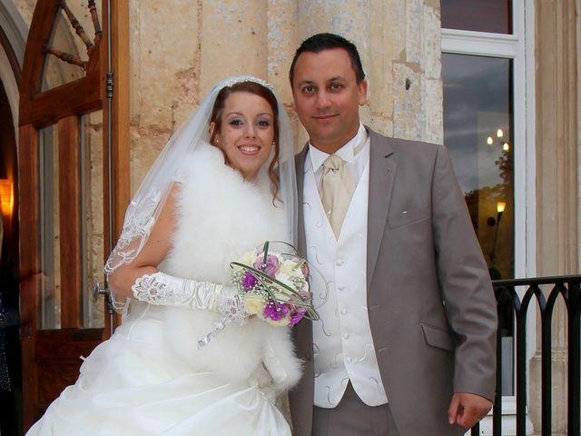 Le mariage de Yasmine et Stéphane à Bourg-Achard, Eure 4