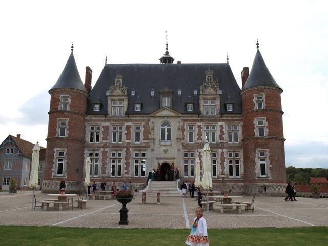 Le mariage de Yasmine et Stéphane à Bourg-Achard, Eure 1