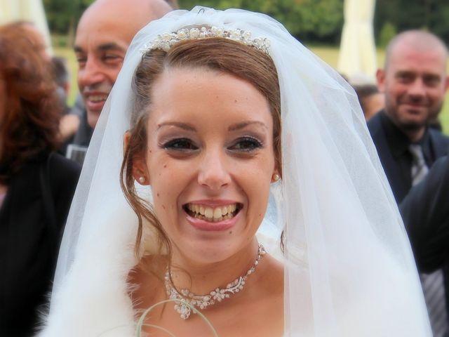 Le mariage de Yasmine et Stéphane à Bourg-Achard, Eure 5