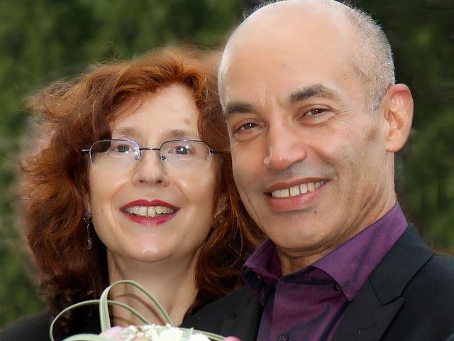 Le mariage de Yasmine et Stéphane à Bourg-Achard, Eure 6