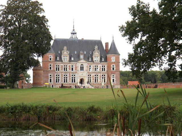 Le mariage de Yasmine et Stéphane à Bourg-Achard, Eure 12