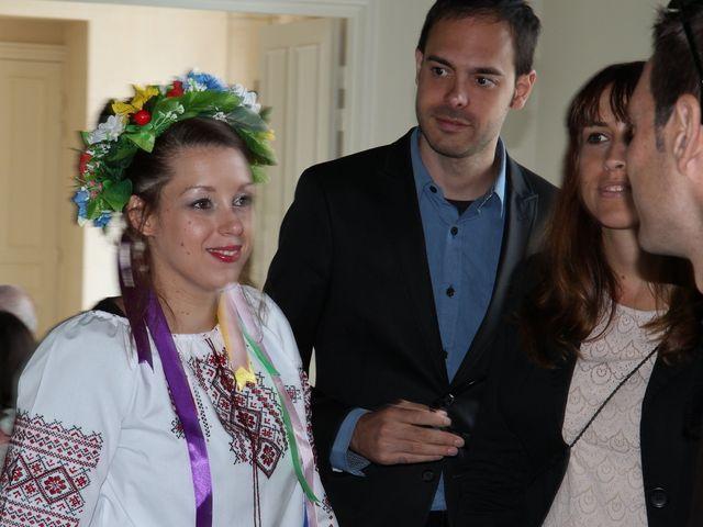 Le mariage de Yasmine et Stéphane à Bourg-Achard, Eure 14