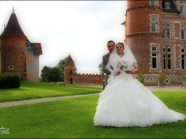 Le mariage de Yasmine et Stéphane à Bourg-Achard, Eure 15