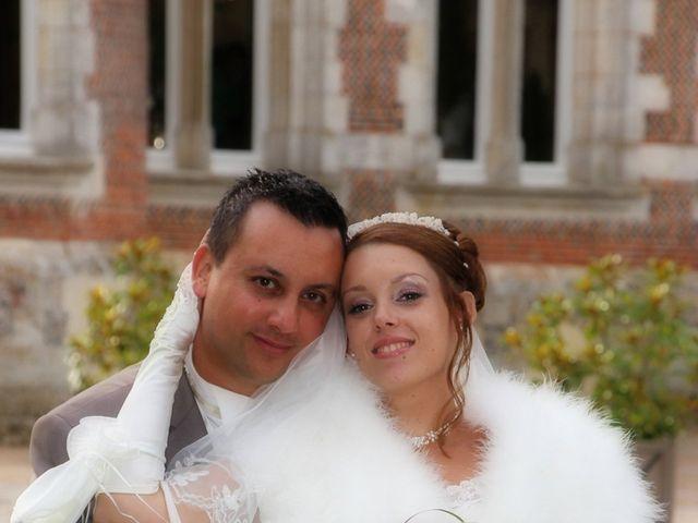Le mariage de Yasmine et Stéphane à Bourg-Achard, Eure 16