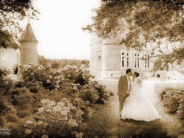 Le mariage de Yasmine et Stéphane à Bourg-Achard, Eure 17
