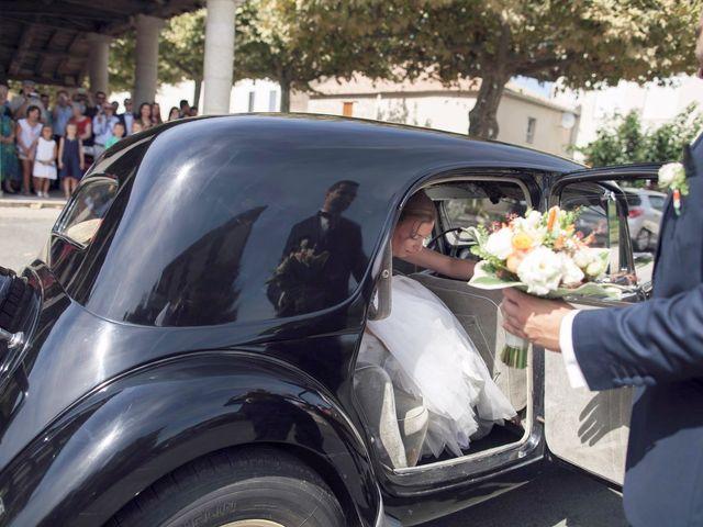 Le mariage de Antoine et Florence à Agen, Lot-et-Garonne 33
