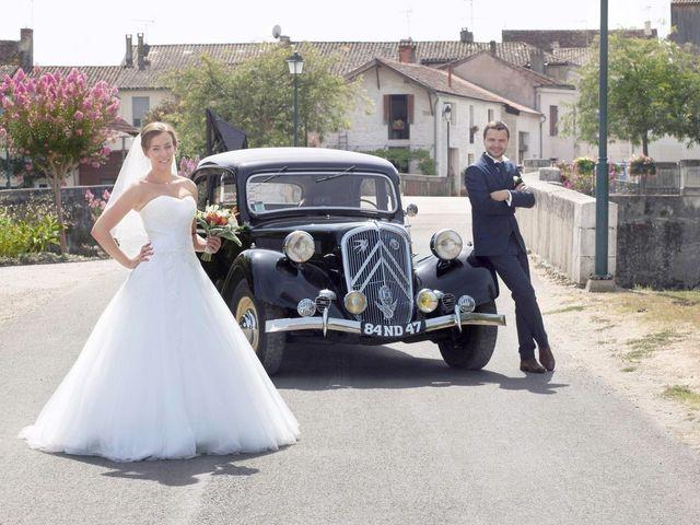 Le mariage de Antoine et Florence à Agen, Lot-et-Garonne 61