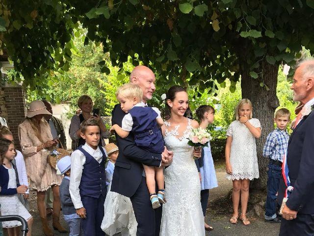 Le mariage de Dirk et Ségolène  à Giverny, Eure 14