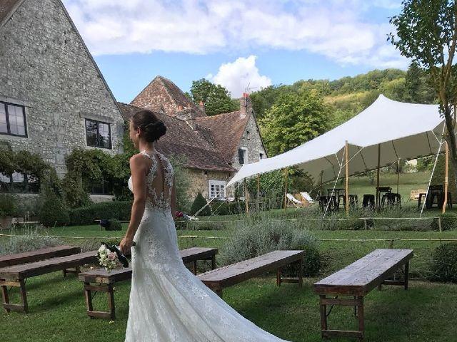 Le mariage de Dirk et Ségolène  à Giverny, Eure 7