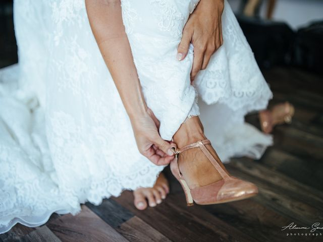 Le mariage de Dirk et Ségolène  à Giverny, Eure 6