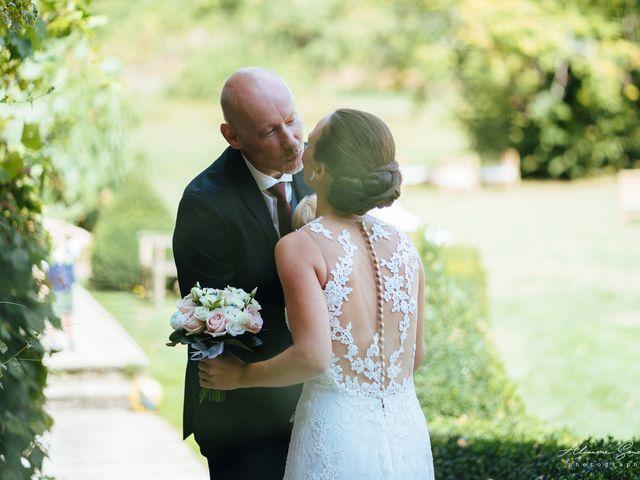 Le mariage de Dirk et Ségolène  à Giverny, Eure 8