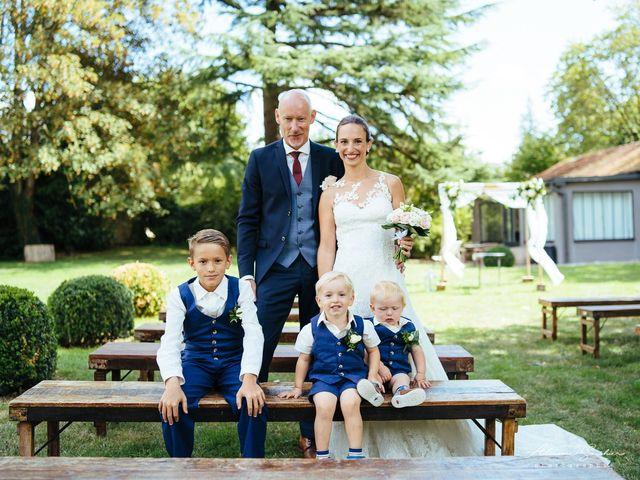 Le mariage de Dirk et Ségolène  à Giverny, Eure 10