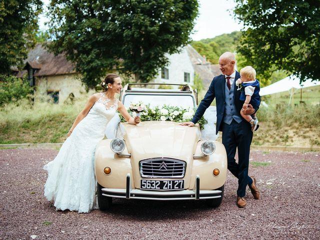 Le mariage de Dirk et Ségolène  à Giverny, Eure 11