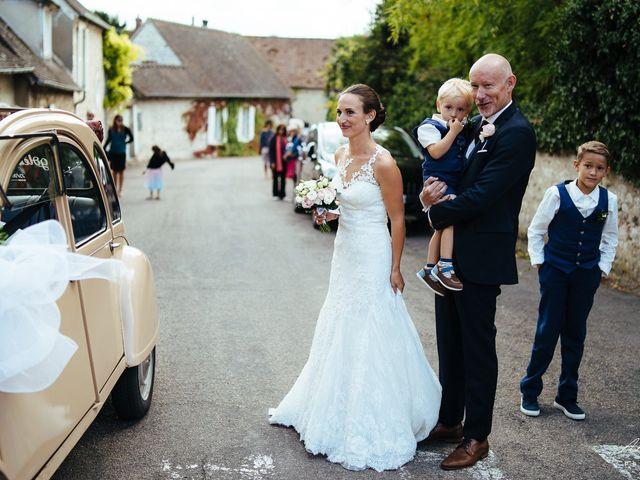 Le mariage de Dirk et Ségolène  à Giverny, Eure 12