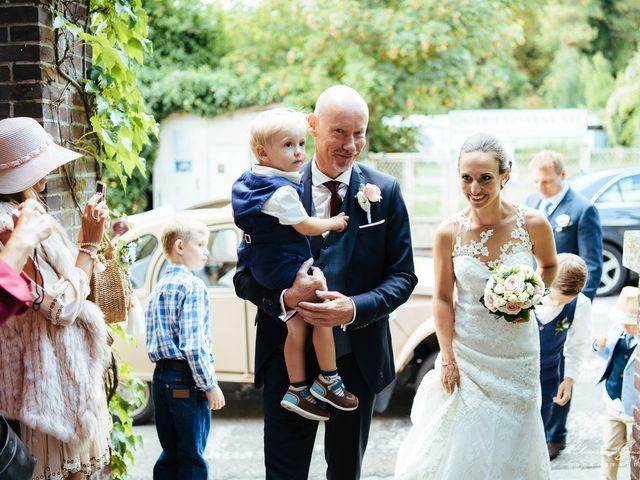 Le mariage de Dirk et Ségolène  à Giverny, Eure 13