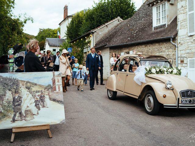 Le mariage de Dirk et Ségolène  à Giverny, Eure 16