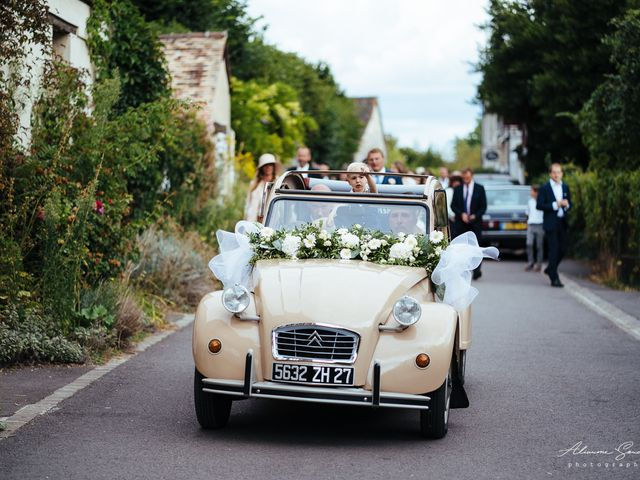 Le mariage de Dirk et Ségolène  à Giverny, Eure 17