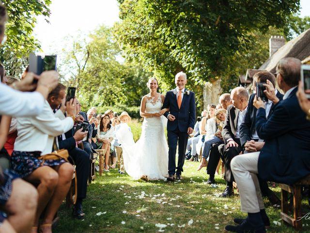 Le mariage de Dirk et Ségolène  à Giverny, Eure 23