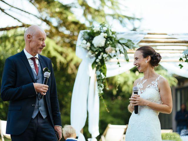 Le mariage de Dirk et Ségolène  à Giverny, Eure 25