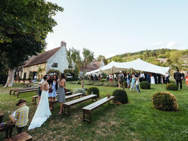Le mariage de Dirk et Ségolène  à Giverny, Eure 30