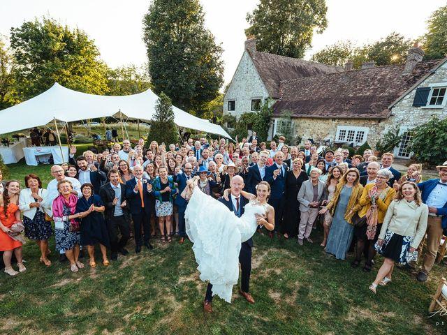 Le mariage de Dirk et Ségolène  à Giverny, Eure 31