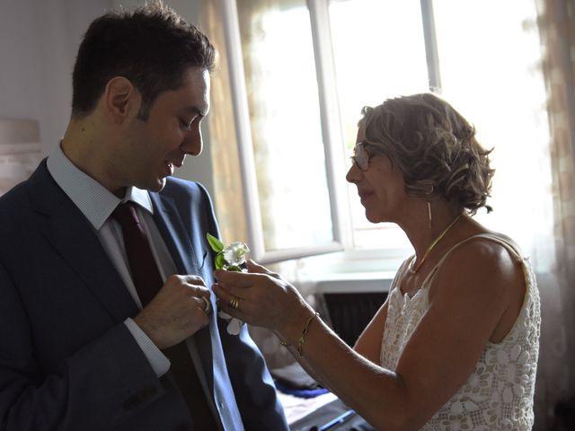 Le mariage de Romain et Chieko à Lyon, Rhône 7