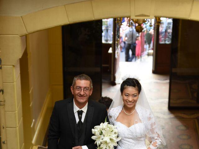 Le mariage de Romain et Chieko à Lyon, Rhône 8
