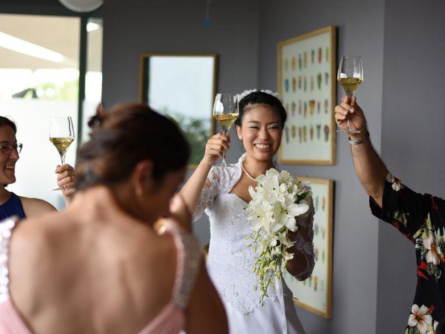 Le mariage de Romain et Chieko à Lyon, Rhône 18