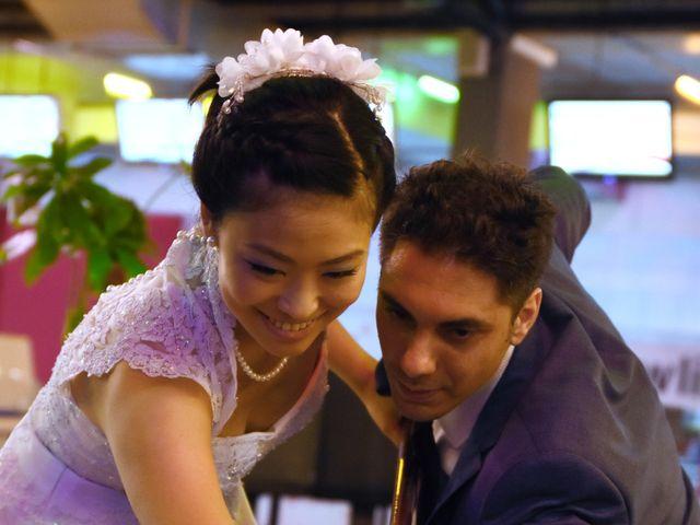 Le mariage de Romain et Chieko à Lyon, Rhône 1