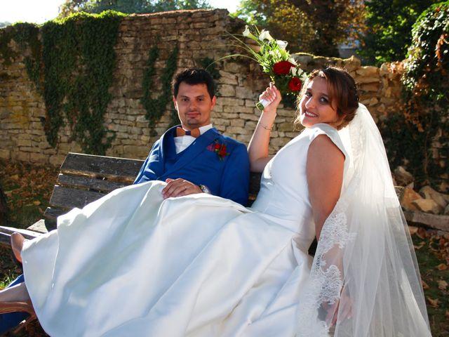 Le mariage de Maxime et Diane à Chassagne-Montrachet, Côte d'Or 17