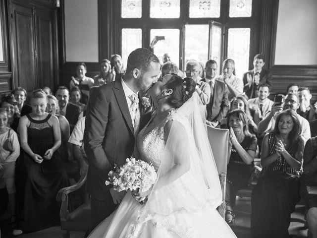 Le mariage de Kevin et Talin à Meudon, Hauts-de-Seine 36
