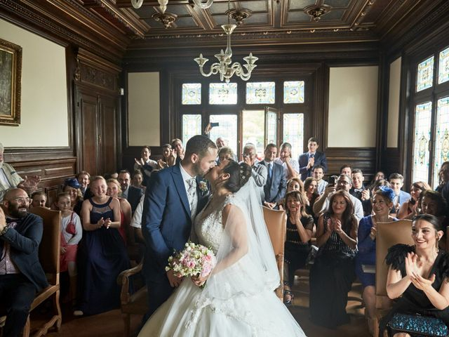 Le mariage de Kevin et Talin à Meudon, Hauts-de-Seine 37