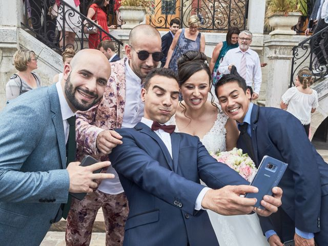 Le mariage de Kevin et Talin à Meudon, Hauts-de-Seine 38