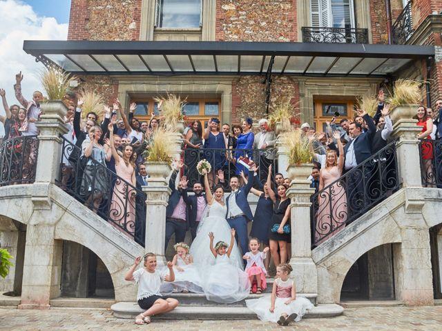 Le mariage de Kevin et Talin à Meudon, Hauts-de-Seine 76
