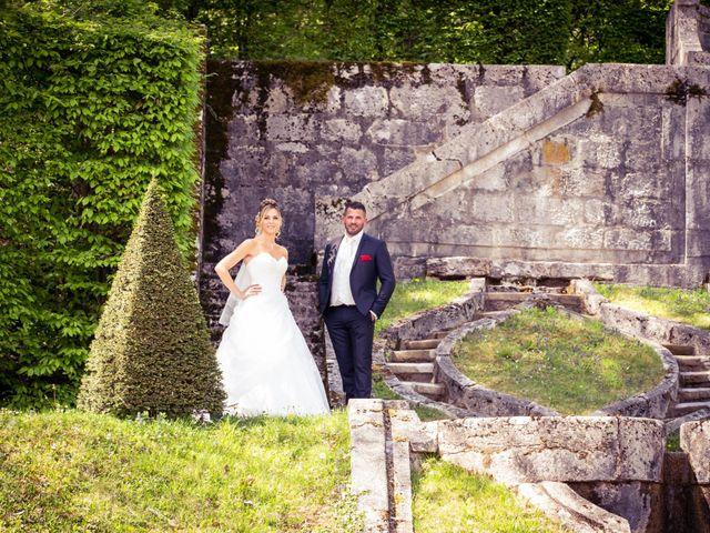 Le mariage de Olivia et Denis