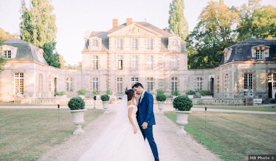 Le mariage de Axel et Mia à Paris, Paris