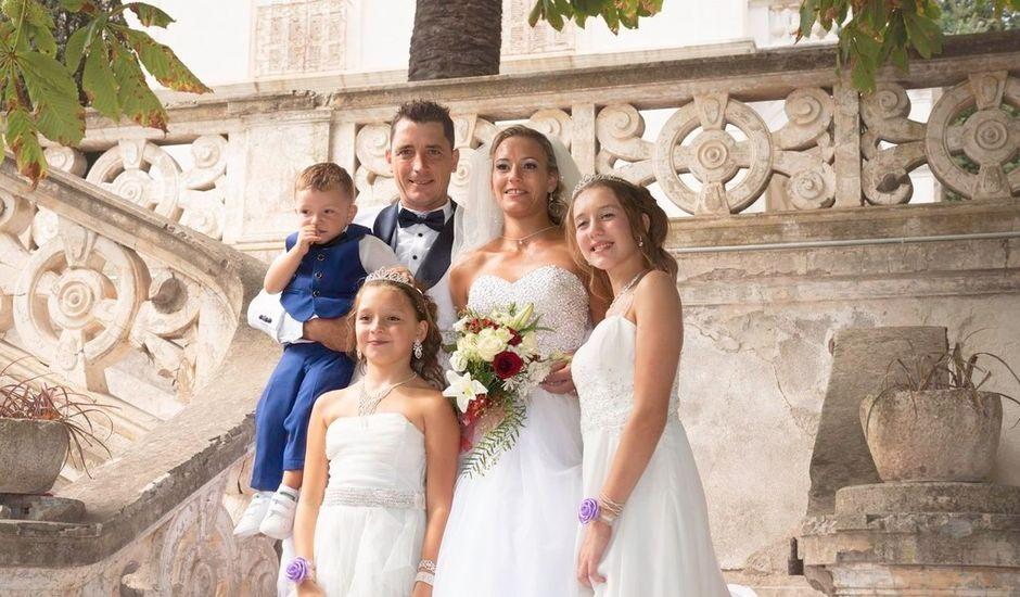 Le mariage de Ludovic et Sharon  à Fréjus, Var