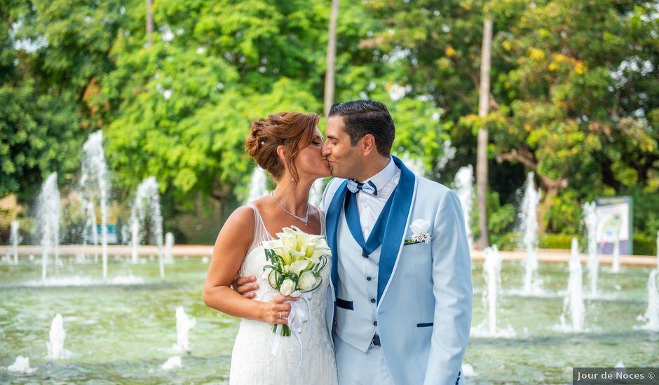 Le mariage de David et Kelly à Nice, Alpes-Maritimes